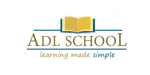 ADL School - Logo design