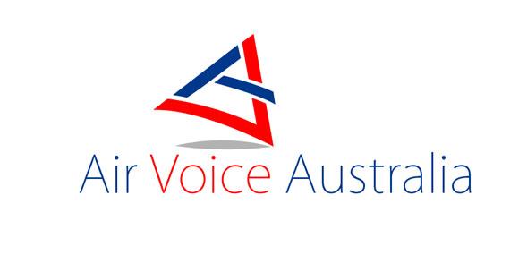 Airvoice Australia - Logo Design