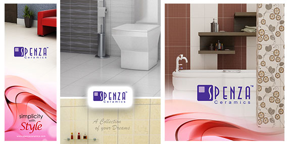 Flex / Banner Design - Branding