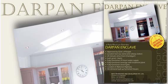 Darpan Enclave - Poster