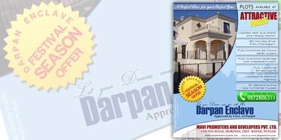 Darpan Enclave - Flyer