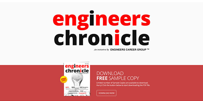 Engineers Chronicle Magazine Website Design