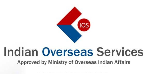 Indian Overseas Services - Logo Design
