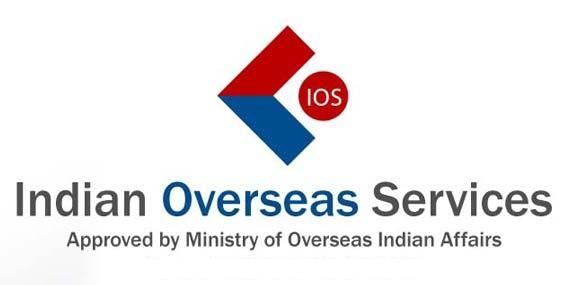 Indian Overseas Services - Logo Design