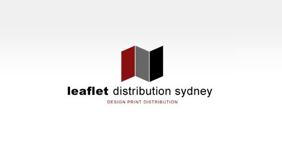 Leaflet Distribution Sydney - Logo Design