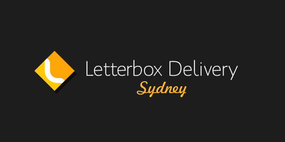 Letterbox Delivery Sydney Logo Design