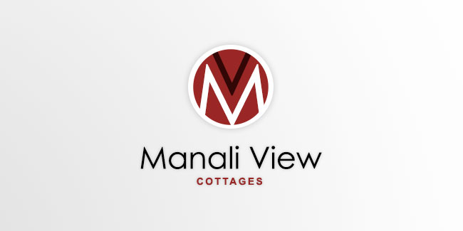 Manali View Cottages - Logo Design