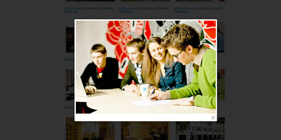 SARC Overseas Education consultants website - Photo gallery