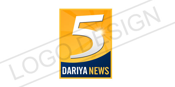 5 Dariya News - Logo Design