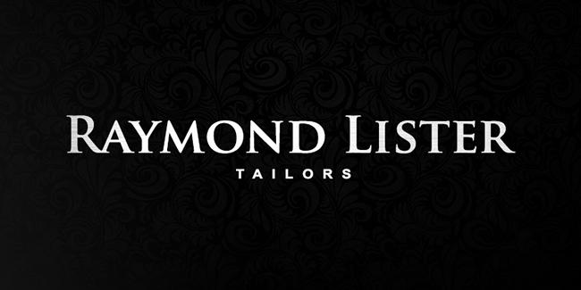 Raymond Lister Tailors UK - Elegant Logo Design